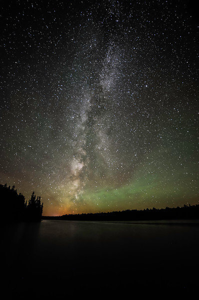 Milky Way over Sun Lake 03