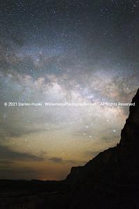 Milky Way at Santa Elena Canyon