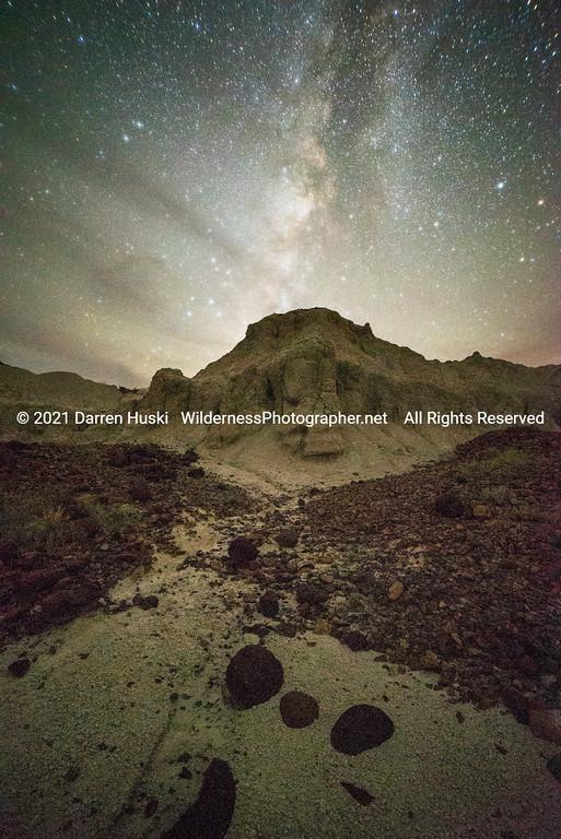 Stars and Volcanic Tuff