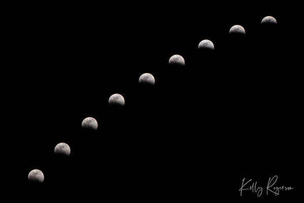 Eclipse of January 20, 2019.