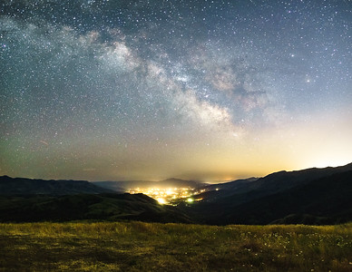 Ogden Valley Starry Night