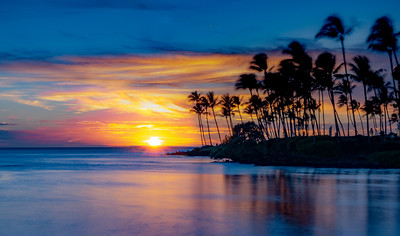 Hawaiian Sunset Waikoloa // Hawaii
