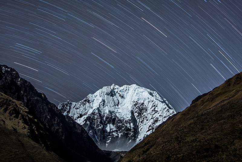 Salkantay Moonlit Star Trail - Cusco, Peru