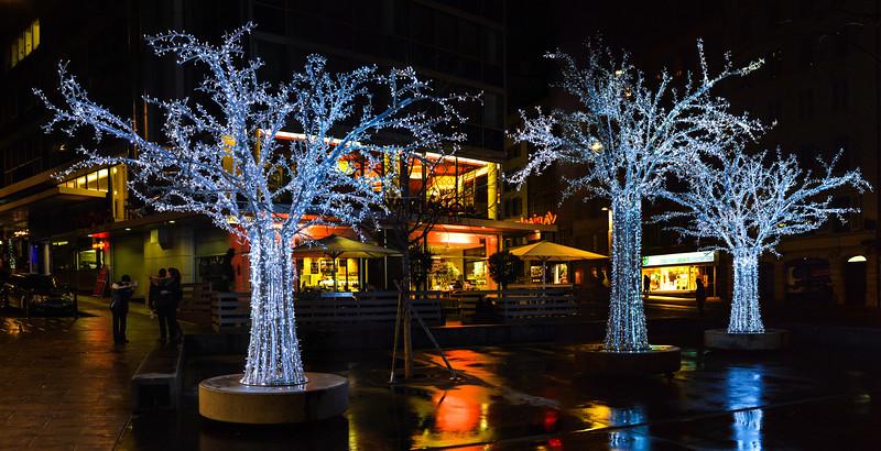 Genève, c'est beau la nuit !