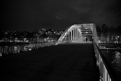 Billy's Bridge ...(Pont Debilly)