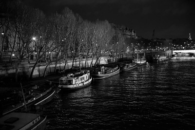 Night Seine...