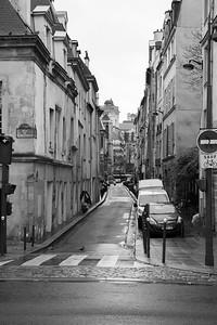 In Saint-Germain-des-près
