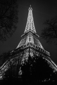 Obligatory image of la tour Eiffel