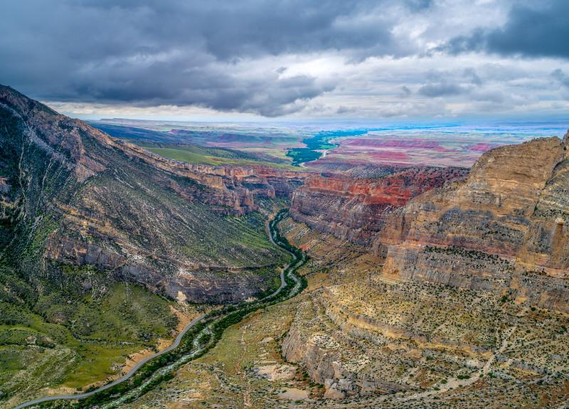 Shell Canyon, Shell, WY