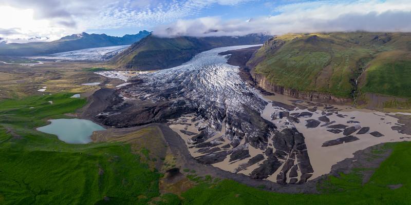 Glacier Land