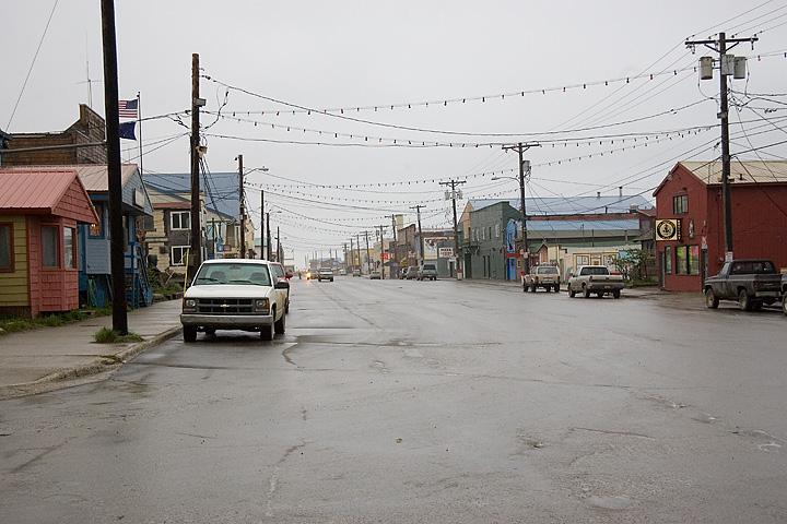 Main Sreet Nome.