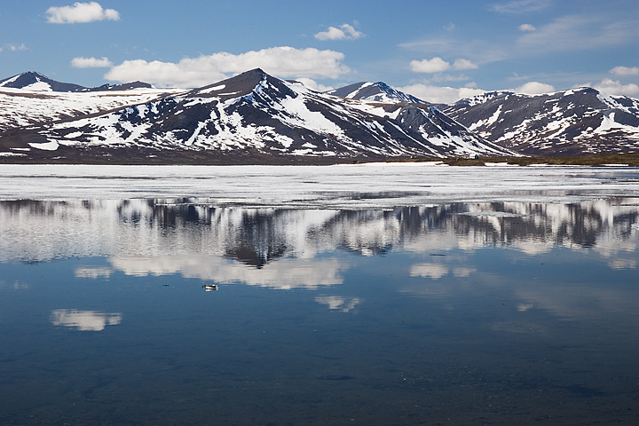 Salmon Lake.