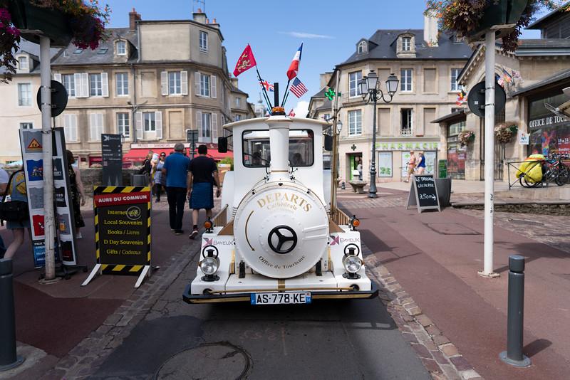 Bayeux train
