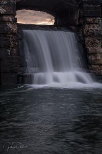 Lahusage Dam