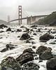 Golden Gate Bridge and Marshall's Beach