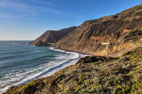 Big Sur Coastal Drive