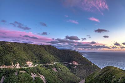 Cape Breton Island Dusk