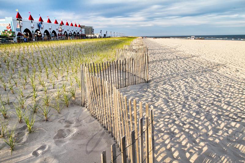 4  Ocean City's Zig Zap Fence