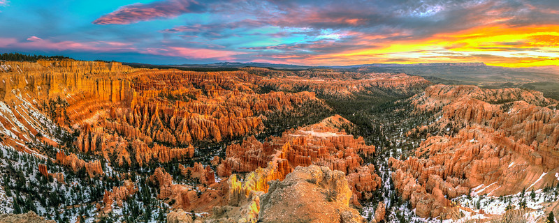 Bryce Point Sunrise