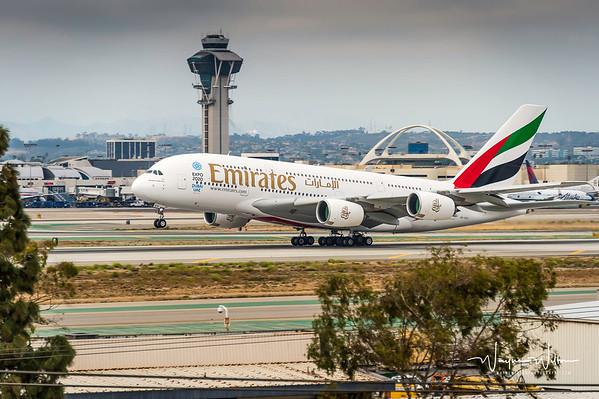 Emirates Airbus 380