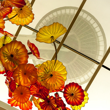 Chihuly Garden's