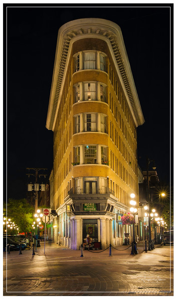 Gastown Hotel in Vancouver