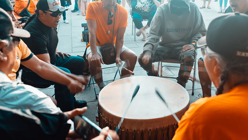 Native Drummers