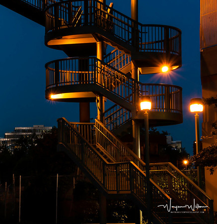 False Creek Stairway