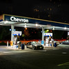 Chevron at Night