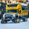 Yellowstone Snow Coach