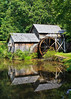 Mabry Mill in the Summer