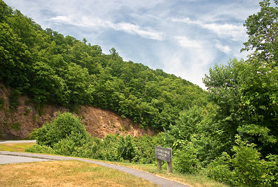 Cove Field Ridge Overlook on the Parkway