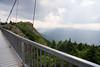 The Mile High Swinging Bridge