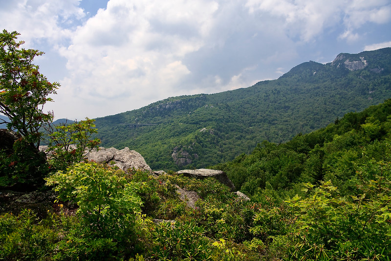 Grandfather Mountain Profile