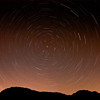 Star Trails over Grandfather