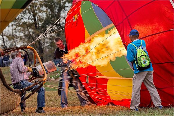 Satesville Balloon Fest