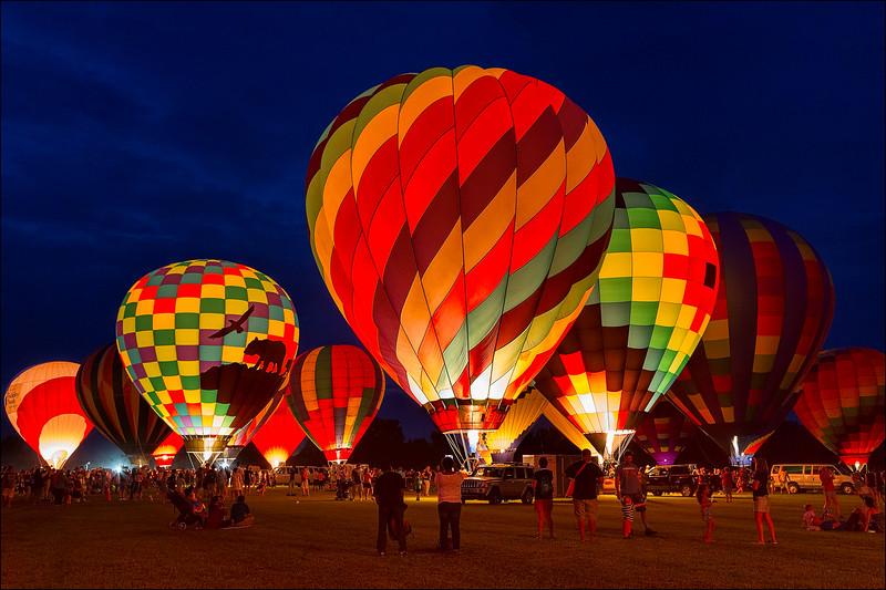 Freedom Ballon Festival, Fuquay
