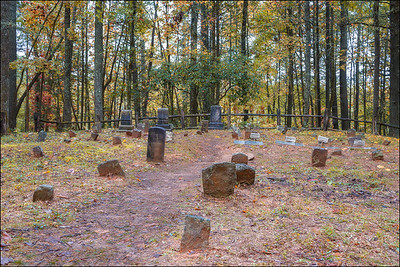 Hooker-Moore Cemetery