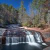 Turtleback Falls, Gorges State Park