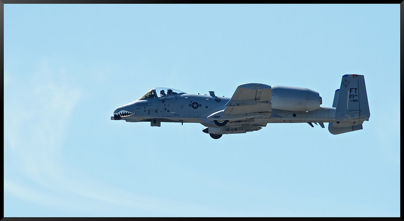 A-10 Demonstration Team