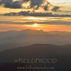 Sunset Over Clingmans Dome, Great Smoky Mountains National Park, North Carolina