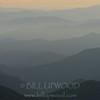 Twilight Ridges, Great Smoky Mountains National Park, North Carolina