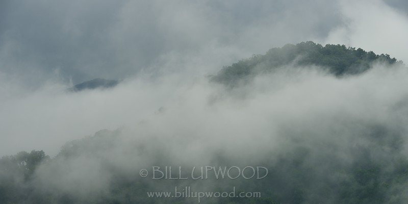 Misty Mountains, Maggie Valley, North Carolina
