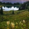 Image Lake Sunset