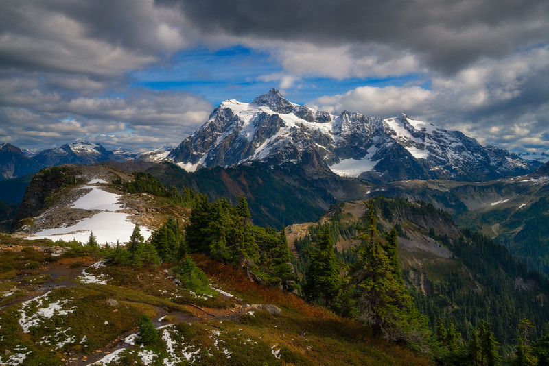 Mt. Shuksan Overlook