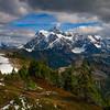 Mt. Shuksan Overlook
