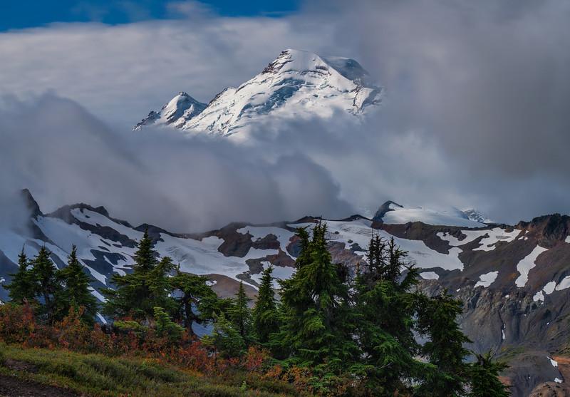 Mt. Baker Rising