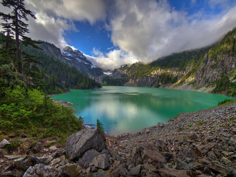 Lake Blanca Overlook