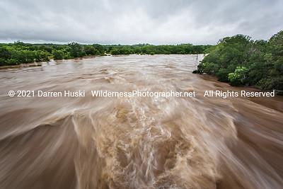 Nolan River Flood
