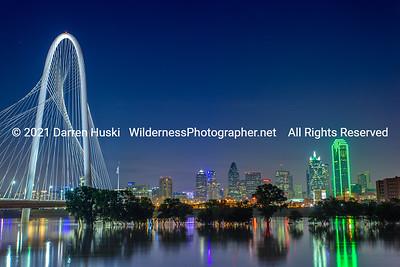Dallas and the Trinity River